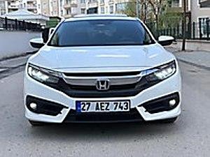 YAŞAR DAN 2018 HONDA CİVİC 1.6i VTEC ECO EXECUTİVE  BOYASIZ  LPG Honda Civic 1.6i VTEC Eco Executive