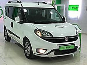 2018 DOBLO 1.6M.JET 120HP TREKKİNG BOYASIZ HATASIZ OTOEKSPER DEN Fiat Doblo Combi 1.6 Multijet Trekking