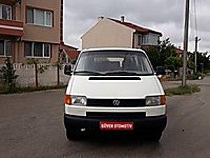 -GÜVEN OTO DAN...1999 TRANSPORTER...2.4 CİTYVAN Volkswagen Transporter 2.4