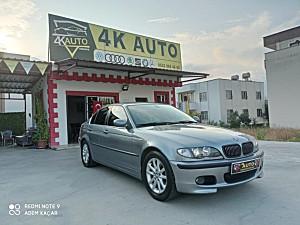 ORJİNAL 198BİNDE 2005 BMW 3.16İ MANUEL LPGLİ