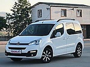 2017 CITROEN BERLİNGO 1.6 HDI SX PAKET 125.000 KM HATASIZ Citroën Berlingo 1.6 HDi SX
