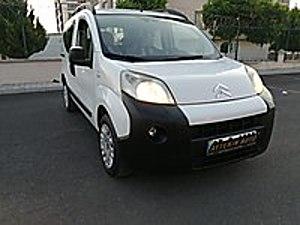 OPSIYONLANDI Citroën Nemo Combi 1.4 HDi SX Plus