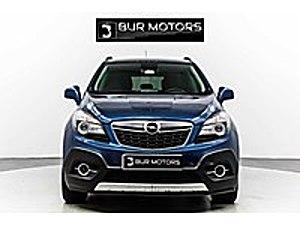 2015 OPEL MOKKA 1.4 COSMO 140HP OTOMATİK VİTES BOYASIZ Opel Mokka 1.4 Cosmo