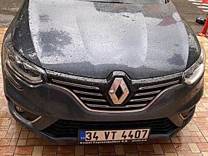 2016 Model 2. El Renault Megane 1.5 dCi Icon - 55280 KM