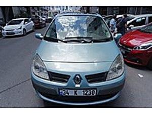 Renault Scenic1.5 dCiExpression CAM TAVAN BOYA YOK Renault Scenic 1.5 dCi Expression