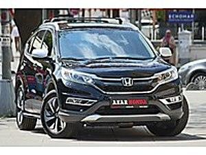 AKAR HONDA DAN 2017 CRV 1.6 İ-DTEC EXECUTİVE 4x4 OTOMATİK VİTES Honda CR-V 1.6 i-DTEC Executive