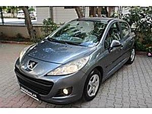 2010 PEUGEOT 207 1 4 TRENDY OTOMATİK VİTES 61 000KM Peugeot 207 1.4 Trendy