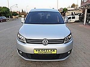 YILDIZLAR OTOMOTİVDEN 2013 Volkswagen Caddy 1.6 TDI Comfortline Volkswagen Caddy 1.6 TDI Comfortline