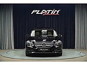 2015 E180 EDİTİON-E PANAROMİK ISITMA HAFIZA PERDE CRUISE Mercedes - Benz E Serisi E 180 Edition E