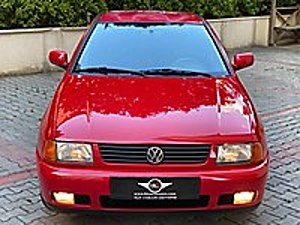 ORJİNAL İLK ELDEN 54.000 KM DE POLO CLASSİC KLİMALI Volkswagen Polo 1.6 Classic