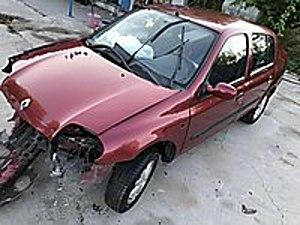 AKDOĞAN DAN 2001 MODEL RENAULT CLİO SYMBOL 1.4 16V KLİMALI Renault Clio