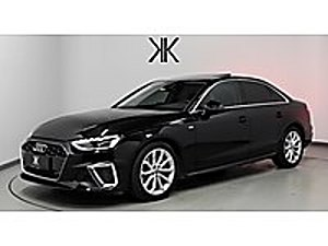 K I R M I Z I  HATASIZ 2019 AUDI A4 2.0 TDI S LINE 11 BİN KM Audi A4 A4 Sedan 2.0 TDI S Line
