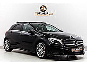 ORTAKLAR AUTO DAN MERCEDES A200 AMG CAM TAVAN DEĞİŞENSİZ FULL.. Mercedes - Benz A Serisi A 200 BlueEfficiency AMG