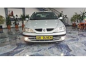 2002 MEGANE RTE 1.6 16V ORİJİNAL İLK EL... Renault Megane 1.6 RTE