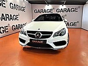 GARAGE 2014 MERCEDES BENZ E250 COUPE AMG CAM TAVAN ISITMA HAFIZA Mercedes - Benz E Serisi E 250 AMG 7G-Tronic