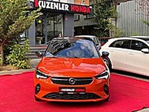 KUZENLER HONDA DAN 2020 CORSA 1.2 T ELEGANCE OTOMATİK CAM TAVAN Opel Corsa 1.2 Elegance