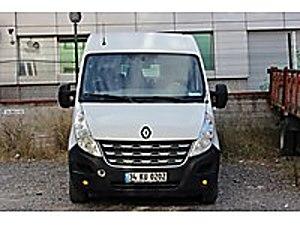 2013 MODEL 298 BİN KM DE RENAULT MASTER 2.3 DCİ 13m3 KLİMALI Renault Master 2.3 dCi L3H2  13 m3