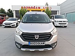 2014 YENİ KASA DOKKER 1.5 DCİ STEPWAY 90 HP KAÇIRMAYIN Dacia Dokker 1.5 dCi Stepway