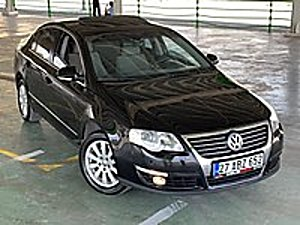 SANROUFLU OTOMATIK DIZEL 2007 BAKIMLI Volkswagen Passat 2.0 TDI Comfortline