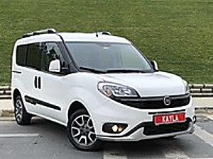 2017 FİAT DOBLO 1.6 TREKKİNG HATASIZ KOLTUK ISITMALI 38.000 KMDE Fiat Doblo Combi 1.6 Multijet Trekking
