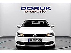 DORUK OTOMOTİV 2O13 JETTA 1.6 TDI COMFORTLİNE DSG Volkswagen Jetta 1.6 TDI Comfortline