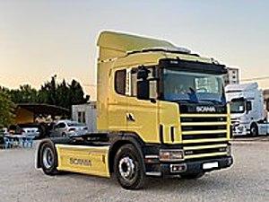 ÖZNURDAN 2005 MODEL SCANIA G 420 EURO 3 KLİMALI ÇOK TEMİZ Scania G 124.420