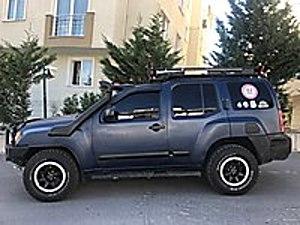 GALERİ SARAÇ DAN 2006 NİSSAN X TERRA ÖZEL ÜRETİM TR DE TEK Nissan Pathfinder 3.5 V6
