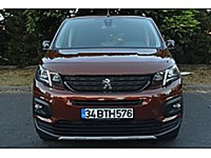 KAPORA ALINDI  HATASIZ BOYASIZ FULL   FULL RIFTER Peugeot Rifter 1.5 BlueHDI GT Line