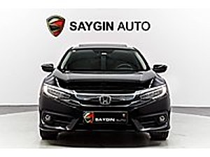 ARACIMIZ YENİ SAHİBİNE OPSİYONLANMIŞTIR Honda Civic 1.6i VTEC Eco Executive
