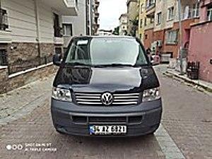 2004 TRANSPORTER CİTYVAN 130 PS KISA ŞASE MUAYENE YENİ ARABACI Volkswagen Transporter 2.5 TDI City Van