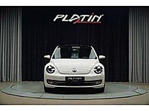 2015 VW BEETLE 1.6 TDI DESIGN DSG PANORAMİK CAM TAVAN F1 CRUISE Volkswagen Beetle 1.6 TDI Design