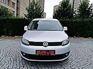 2012 WW CADDY 1.6TDİ DSG OTOMATİK 102HP TRENDLİNE SORUNSUZ TKS Volkswagen Caddy 1.6 TDI Trendline