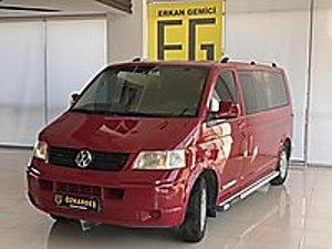 ÖZKARDEŞ ERKAN GEMİCİ DEN 2004 MODEL HATASIZ VOLKSWAGEN Volkswagen Transporter 1.9 TDI Camlı Van