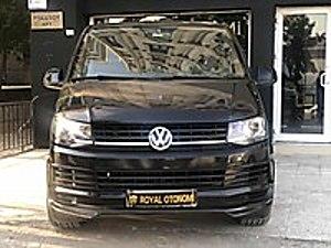 ROYAL OTONOMİ DEN 2016 MODEL OTOMATİK ULTRA LÜKS VİP Volkswagen Transporter 2.0 TDI Camlı Van Comfortline