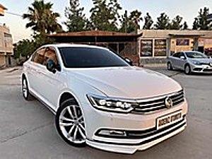 2015 PASSAT 1.6 DTİ HİGLAN HAYALET ÇİFT NAVASYON SERVİS BAKİMLİ Volkswagen Passat 1.6 TDI BlueMotion Highline