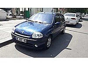 ERDOĞANLARDAN 2001 MODEL CLİO 1 6 RXT 84000KM .DE Renault Clio 1.6 RXT