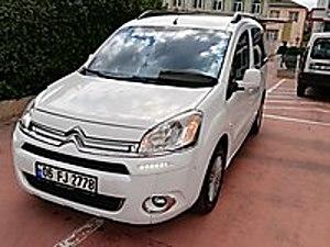 sadece 113 binde 1.6 90 hp çok temiz TASIT KREDİSİ ÇEKİLİR Citroën Berlingo 1.6 HDi SX