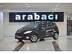 2013 FORD FİESTA 1.5TDCİ TİTANİUM ARABACI OTOMOTİV Ford Fiesta 1.5 TDCi Titanium
