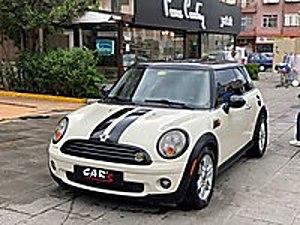 CARS MASRAFSIZ OTOMATİK MİNİ COOPER Mini One 1.4