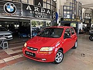 ARDA dan 2005 CHEVROLET KALOS Chevrolet Kalos 1.2 SE