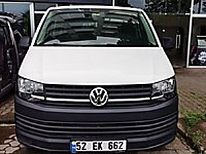 SADECE 4500KM DE 2018 SIFIR AYARINDA TRANSPORTÖR Volkswagen Transporter 2.0 TDI Camlı Van