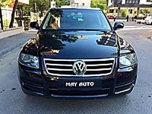 MAY AUTO 2007 TOUAREG 2.5 R5 TDI 139.900 KM EMSALSİZ TEMİZLİKTE. Volkswagen Touareg 2.5 TDI