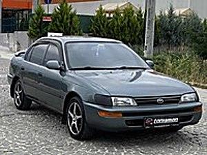 TANIŞMAN OTOMOTİVDEN 1993 TOYOTA COROLLA 1.6 XL KLİMALI Toyota Corolla 1.6 XL