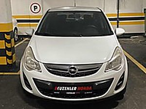 KUZENLER HONDADAN 2012 CORSA 1.2 ESSENTİA 82.000KM BOYASIZ Opel Corsa 1.2 Twinport Essentia