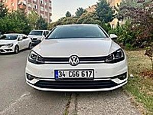 çok temiz ve orjinal golf 2019.DSG Volkswagen Golf 1.0 TSI Comfortline