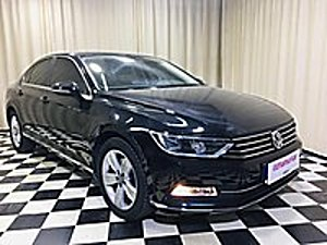 ÖZHAMURKAR-2017 VW PASSAT COMFORTLİNE 1.6 TDI   18 KDV Volkswagen Passat 1.6 TDI BlueMotion Comfortline