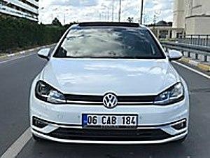 2020 MODEL GOLF 1.5 TSI HİGHLİNE CAM TAVAN 800 KM Volkswagen Golf 1.5 TSI Highline