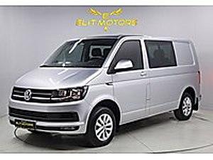 2019 COMFORTLİNE 150 lik BOYASIZ DEGISENSIZ HASAR KAYITSIZ Volkswagen Transporter 2.0 TDI Camlı Van Comfortline