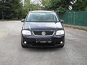 2006 VOLKSWAGEN TOURAN 1.6 FSI COMFORTLİNE OTOMATİK VİTES Volkswagen Touran 1.6 FSI Comfortline