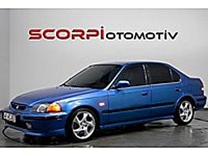 MANKEN SATIŞTA ---HONDA CİVİC 1999 MODEL BAKIMLARI YENİ --- Honda Civic 1.4 1.4i